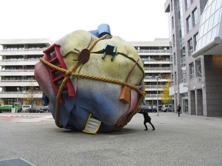Arte em Berlim