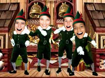 Elf Yourself - Us