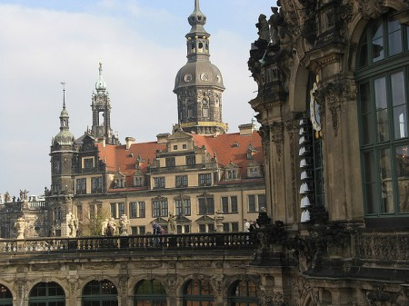 Zwinger Palace - Dresden