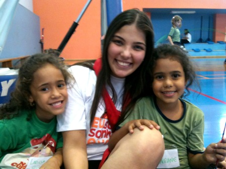 Eu, Larissa e Lorrane :)